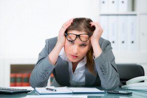 Burnout o estar quemado en el trabajo