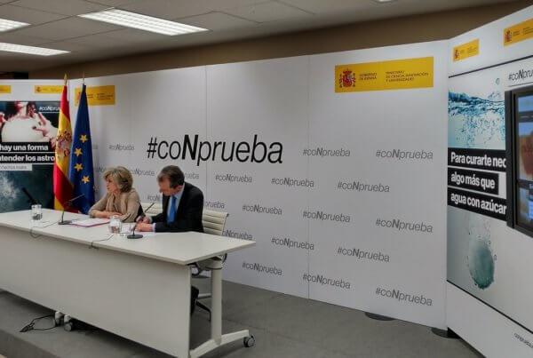 istado Pseudoterapias España 2019