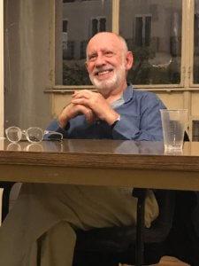 Ignacio Rodríguez de Rivera Ramírez de Verger (Octubre de 2019)
