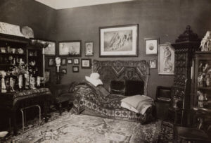 Sigmund Freud´s psychoanalytical couch